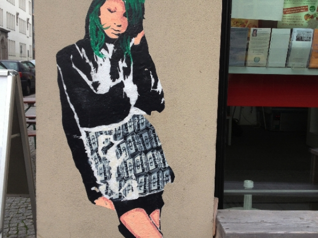 Tape Girl - Berlin, Mitte